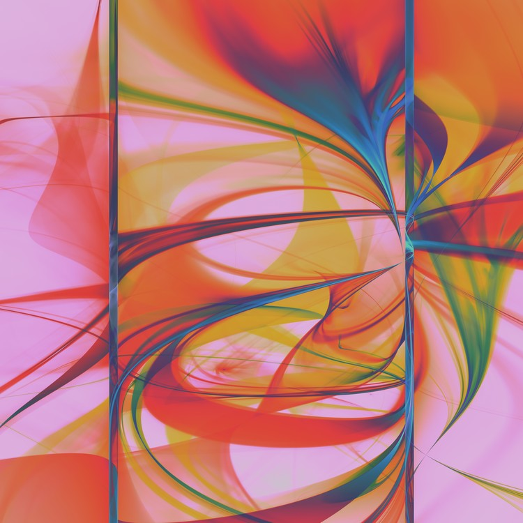 Abstract Composition 53