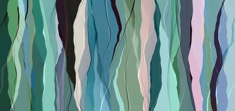 Abstract Composition 641
