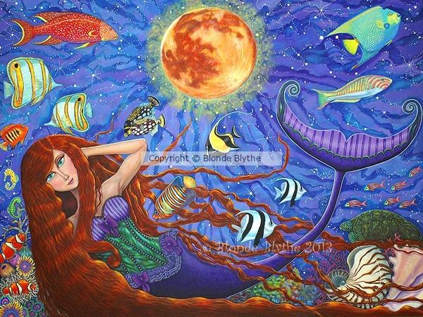 Mermaids' Moon
