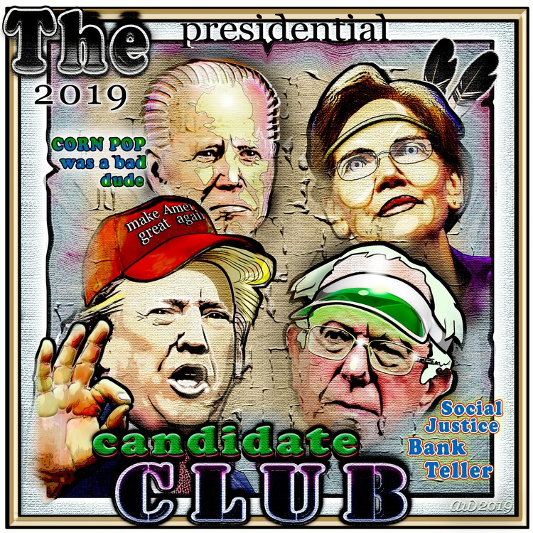 The Candidate Club