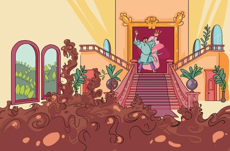 La mousse au chocolat 12-13 C