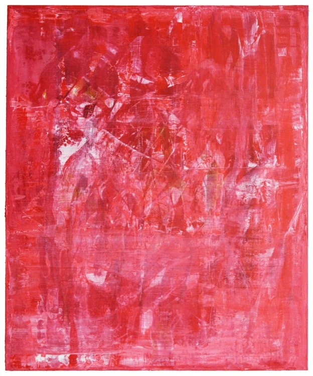 Rot abstrakt-No1