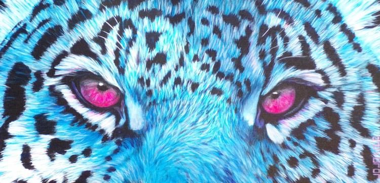 Jaguar Blue Raspberry