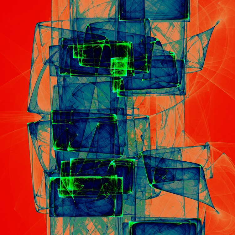 Abstract Composition 89