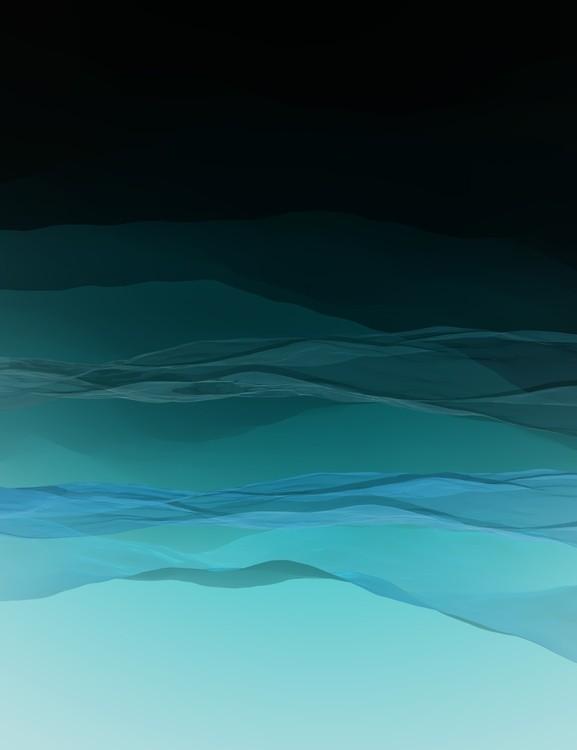 Bluish Mountains 3
