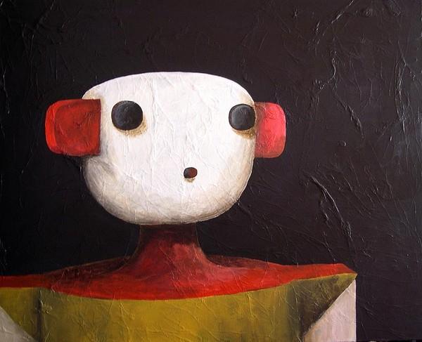 Moon-head