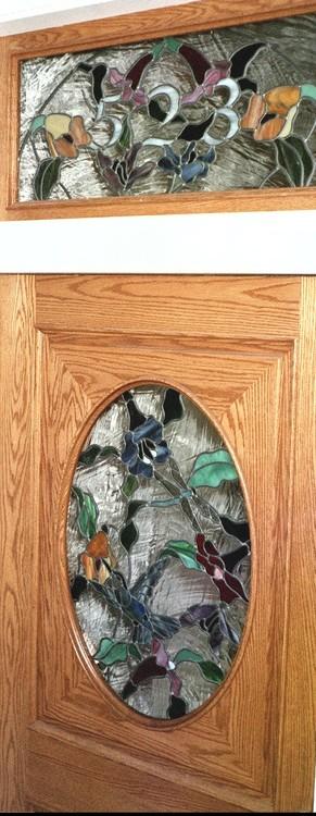 A Welcoming Doorway Home