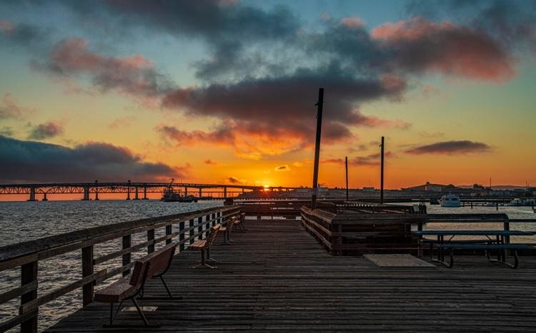 Ferry Point Dawn - August 2021