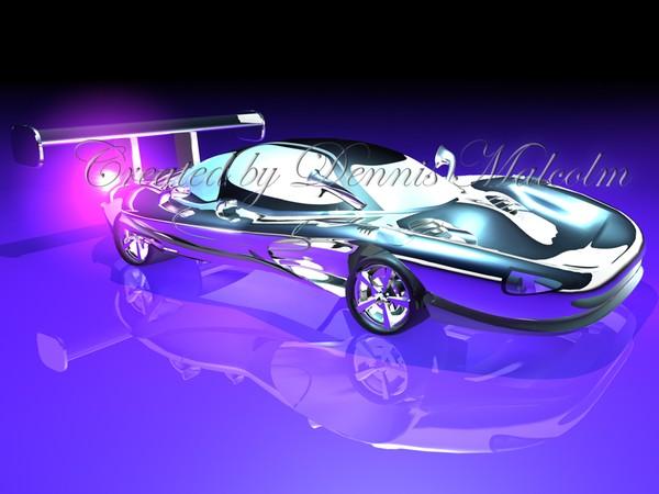 Orochi Race Car