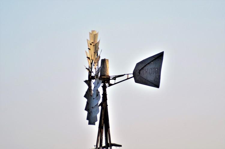Evening Windmill