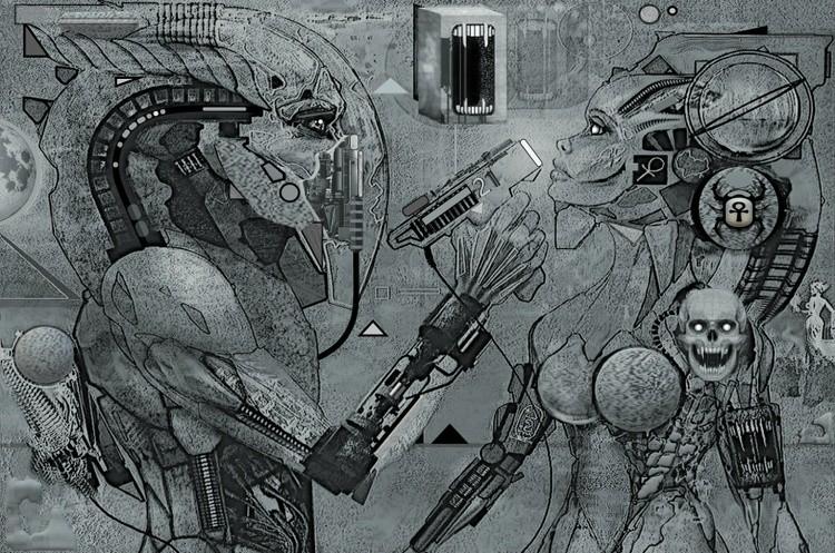 cyborg repair