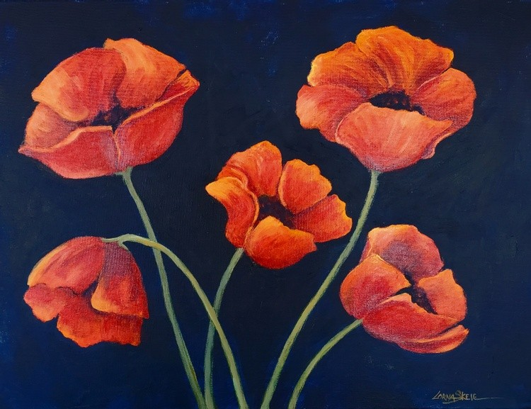 Red Poppies 17 (2)