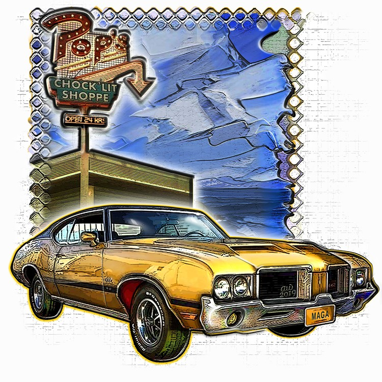 '71-Olds 442