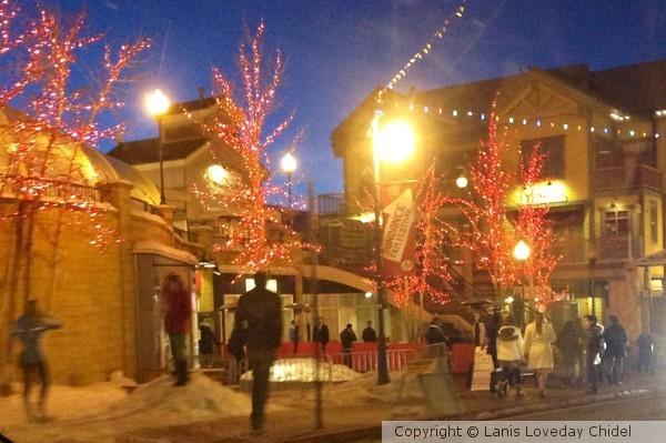 Sundance at Night