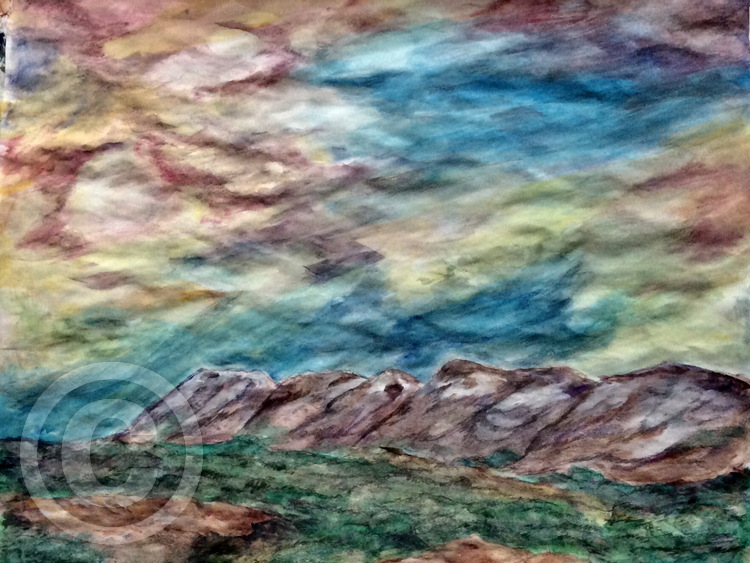 Rocky Mountains Colorado WCS