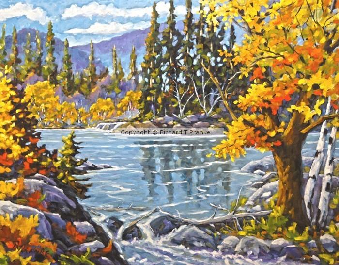 Great Canadian Lake