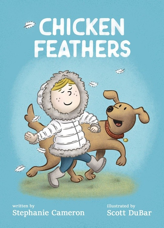 Chicken Feathers Cover Art