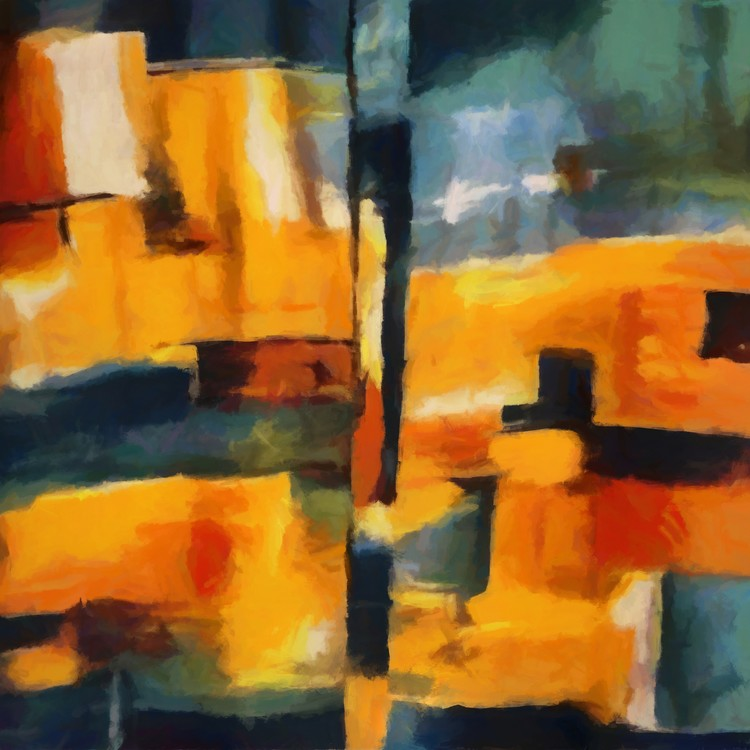 Abstract Composition 759
