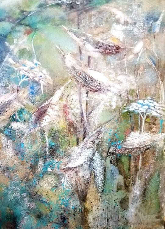 Snow Milkweeds