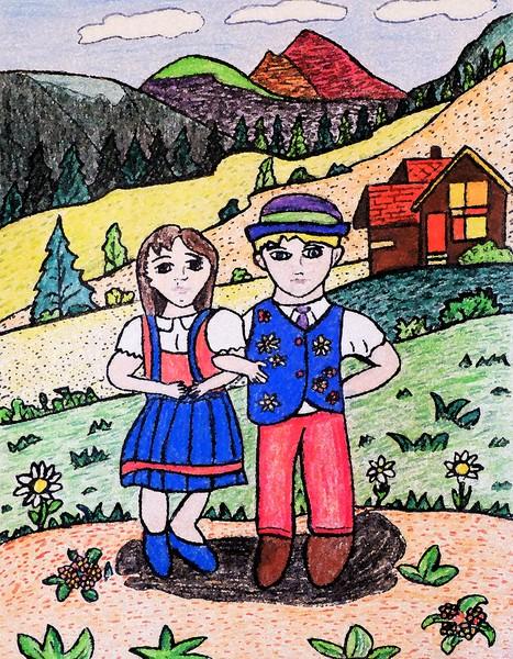 Peter And Heidi
