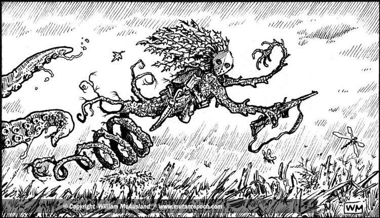 Spring Root Plant Mutation