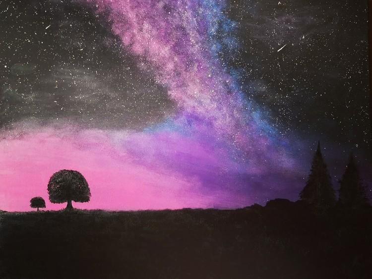 Night sky v2
