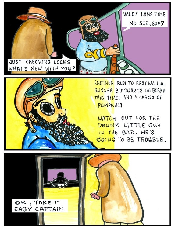 MistahVelo, Pride & Fear, Page #6