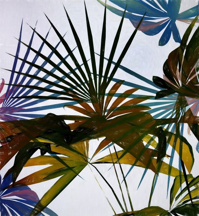 tropical foliage 2