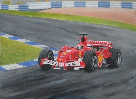 Michael Schumacher World Champion