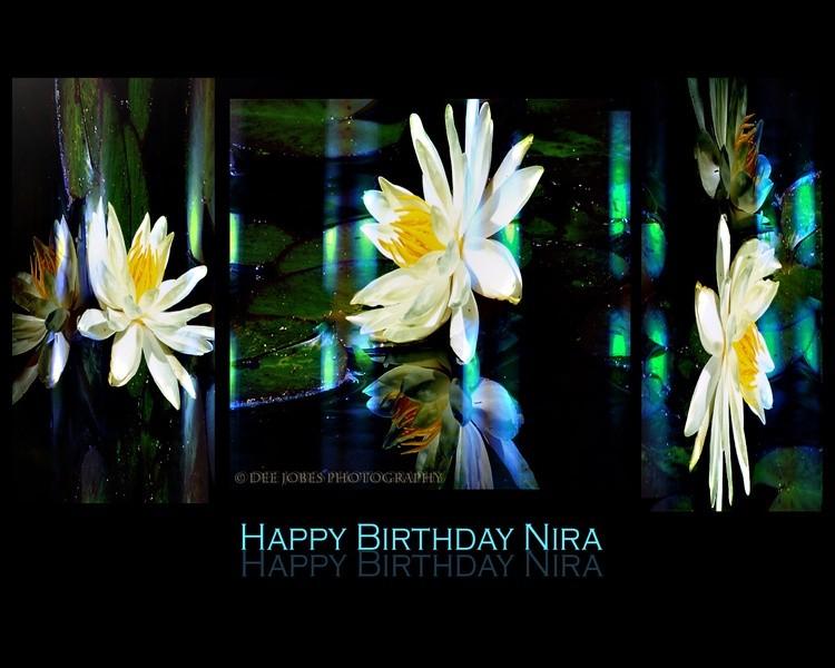 Happy Birthday Nira !