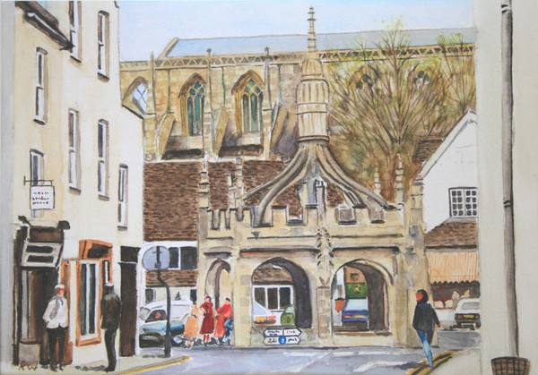 The Market Cross Malmesbury