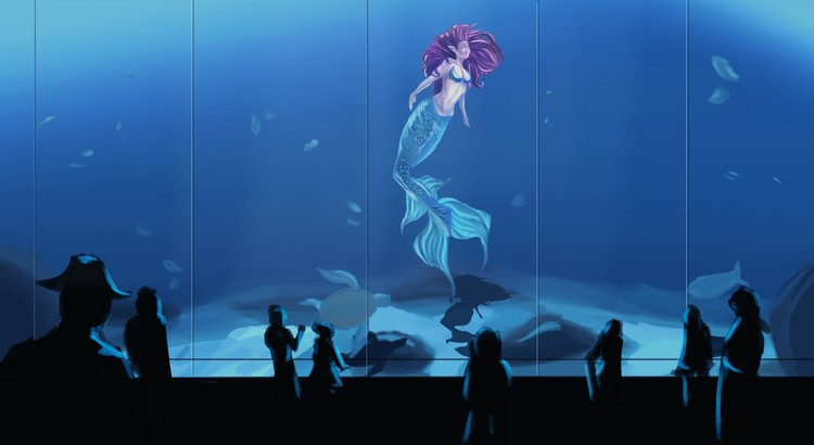 Mermaid's Aquarium