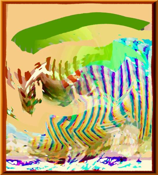 Horse Sense (Fence)