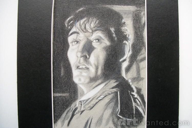 Robert Mitchum as Jeff Bailey