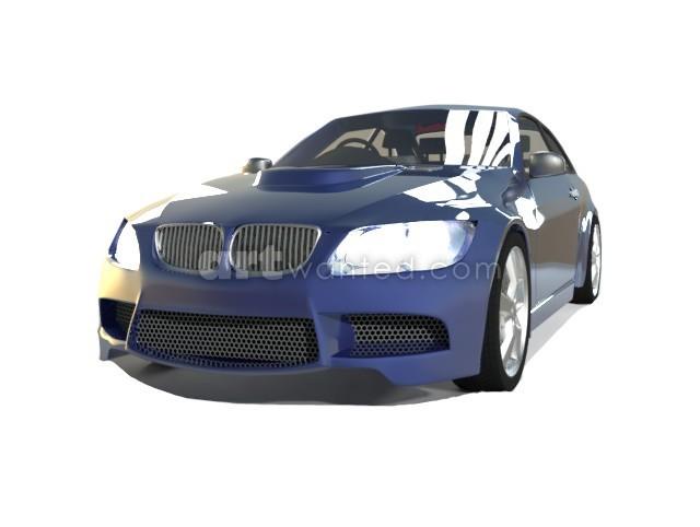 normal car