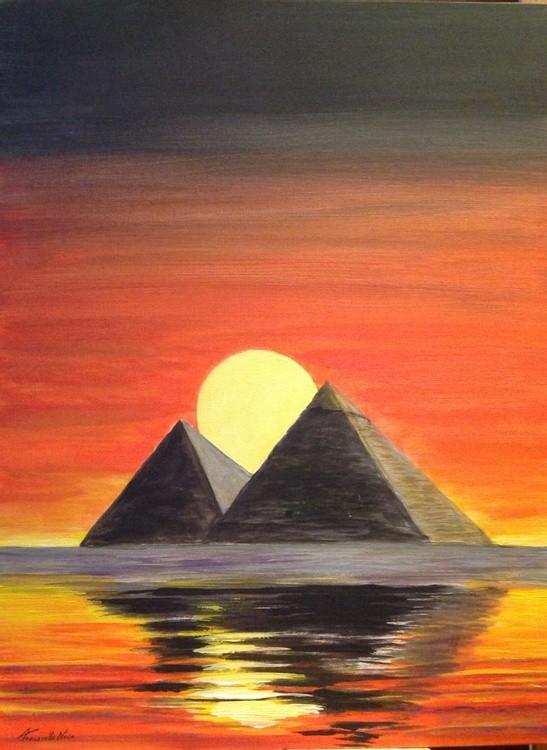 Piramidal Sunset