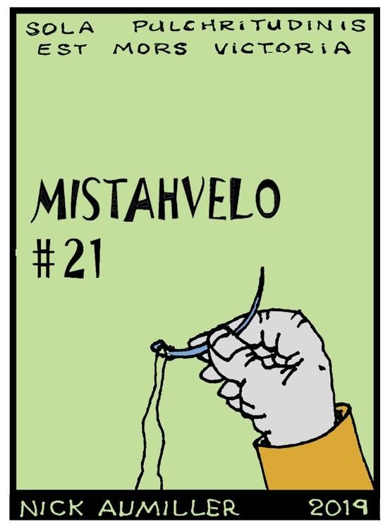 Mistahvelo, #21, Dream #21, Page #1 - Title