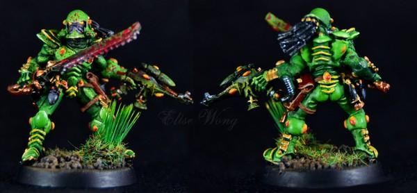 Eldar Striking Scorpions