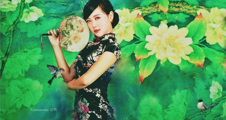 Princess Rongyu  * 2019 Kiddolucaslee