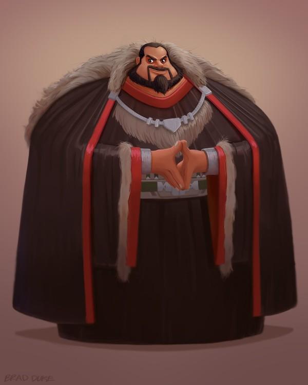 The Baron Harkonnen