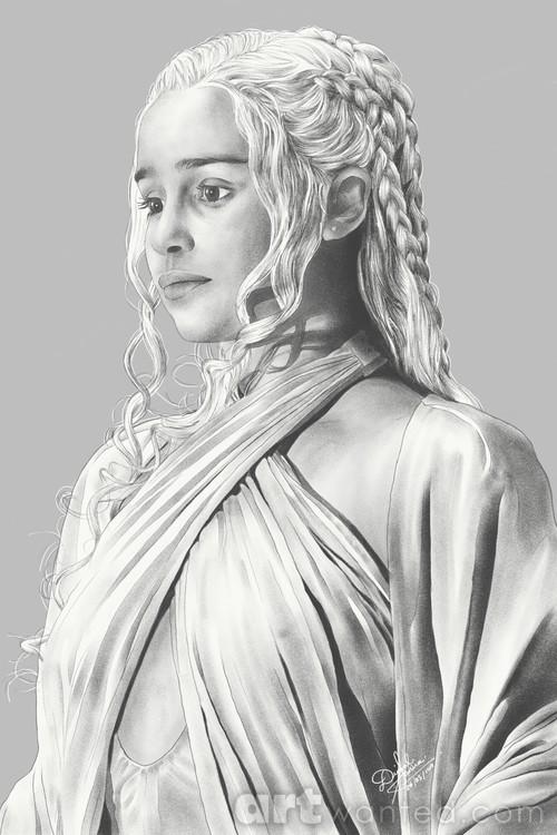 Mother of Dragons - Daenerys Targaryen