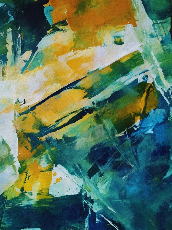 Abstract Composition 1210