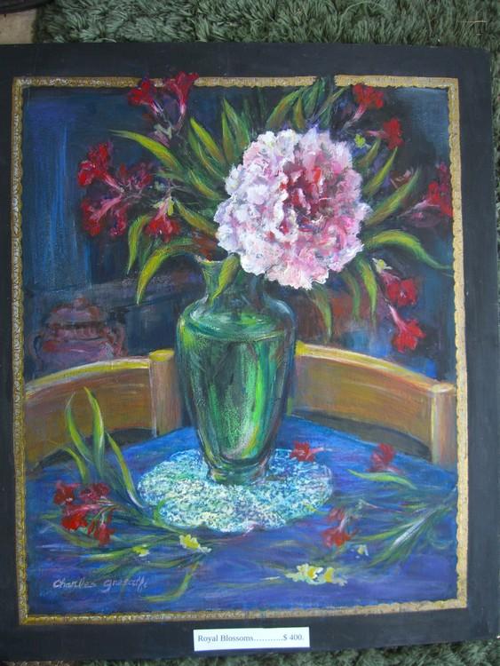 UntitledGreen Vase