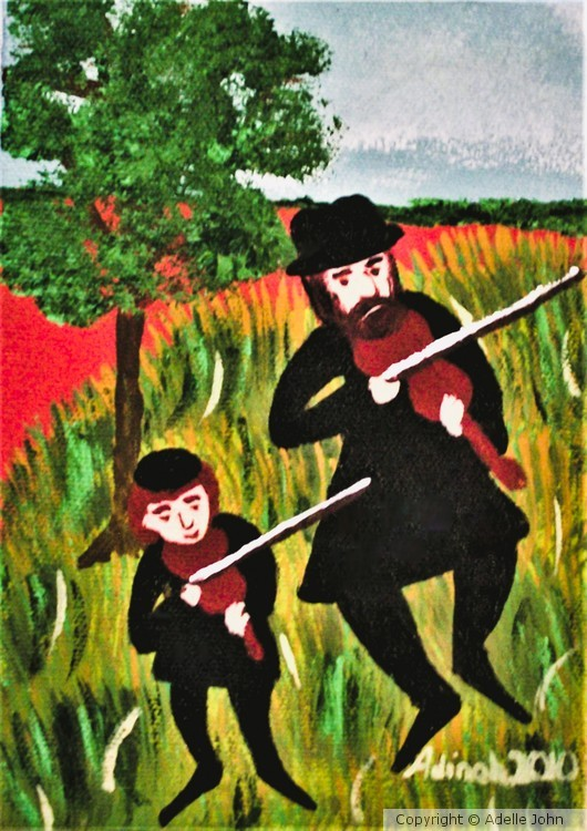Fiddler and Son: Generations