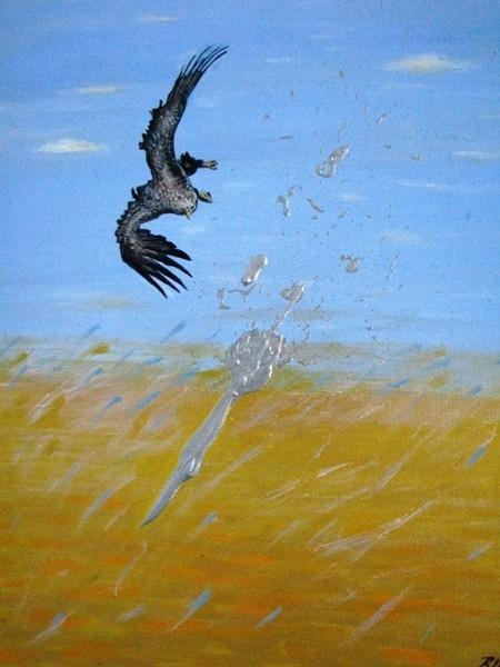 Eagle Morphed