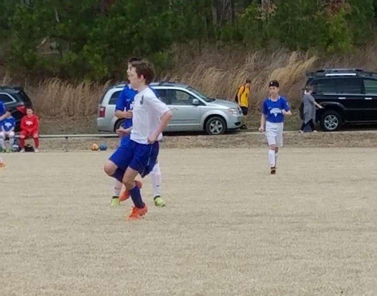 Soccer games!