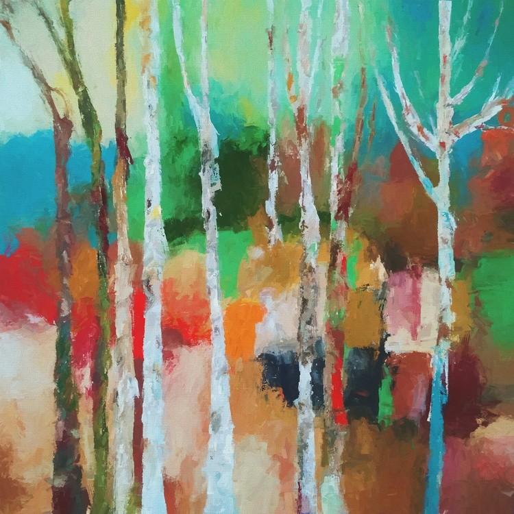Autumnal Grove