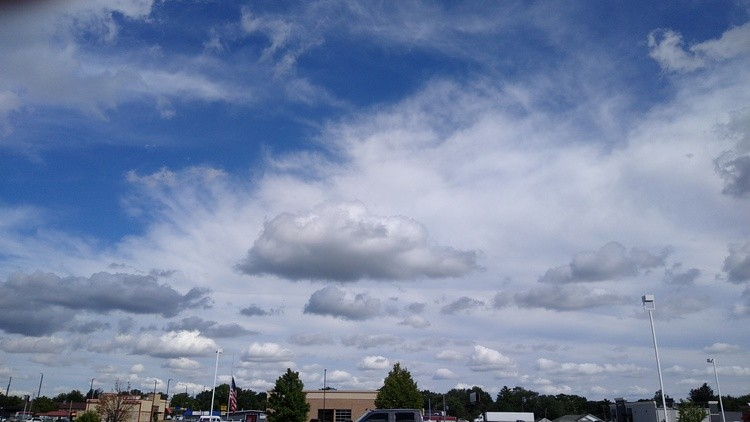 Afternoon Sky
