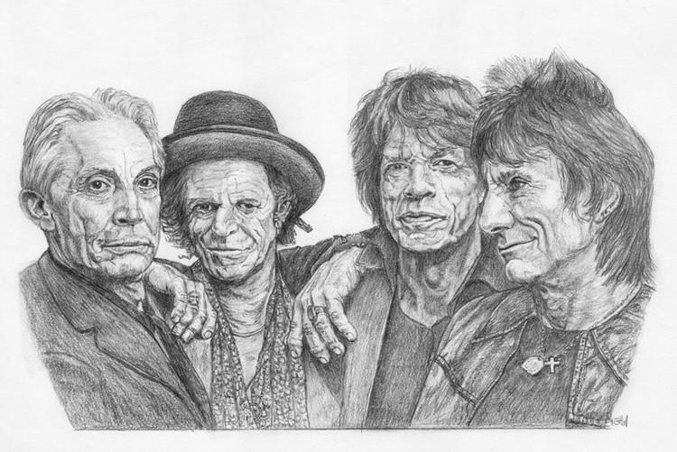 Old Stones - Still Rock