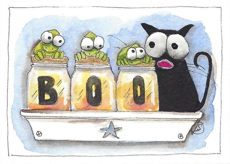 Boo Shelf